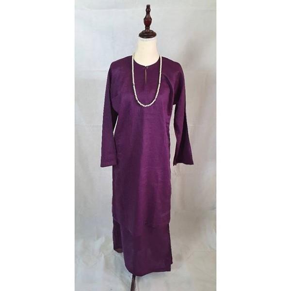 Baju Kurung Linen - Kemaree