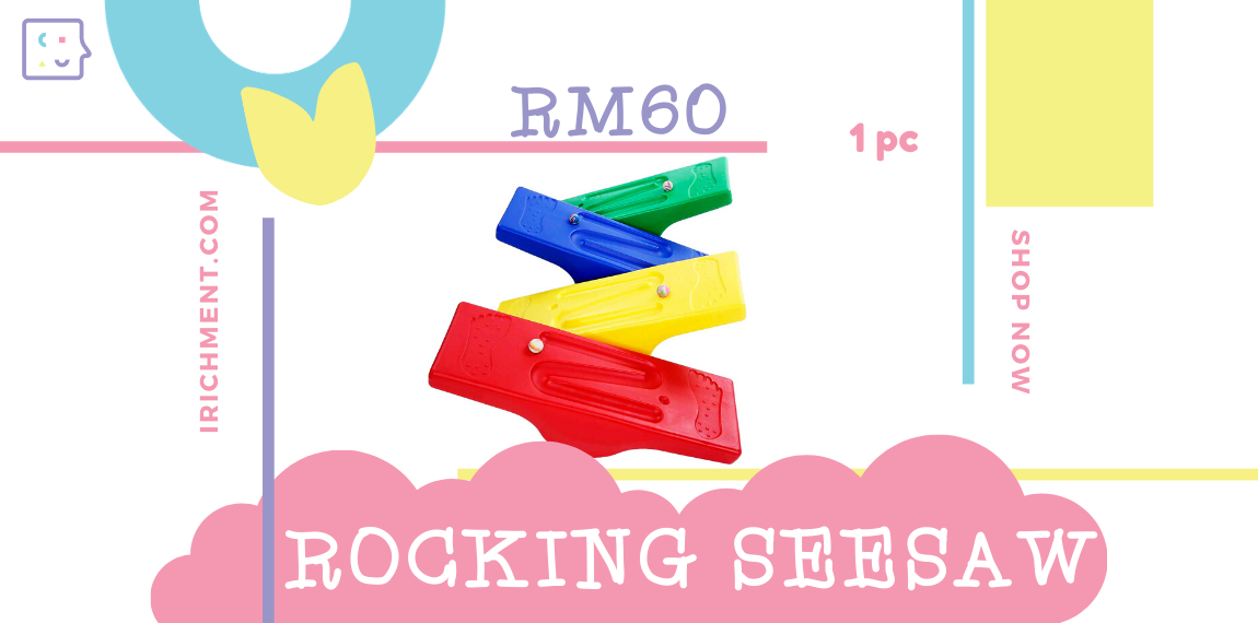ROCKING SEESAW - 1 PC