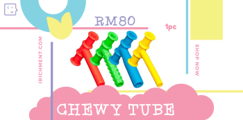 CHEWY TUBES - 1 PC