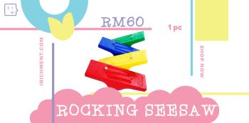 ROCKING SEESAW - 1 PC