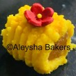 Pineapple Tart Roll  - Aleysha Bakers