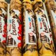 Swiss roll Bueno Kinder  - Aleysha Bakers