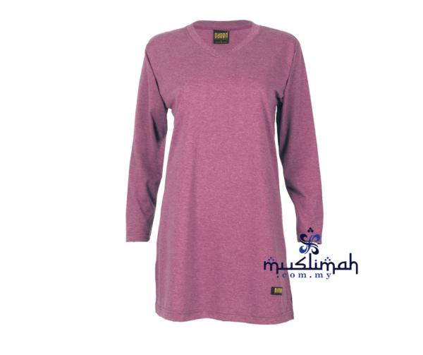 FM40 MAROON - Muslimah.com.my - Muslimah Online Shopping
