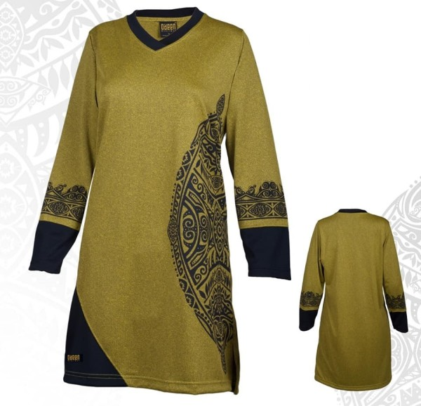 HH626 Gold - Muslimah.com.my - Muslimah Online Shopping
