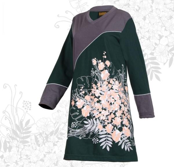 AS480 DARK GREEN - Muslimah.com.my - Muslimah Online Shopping