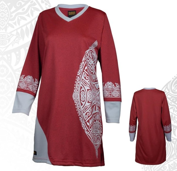 HH626 RED - Muslimah.com.my - Muslimah Online Shopping
