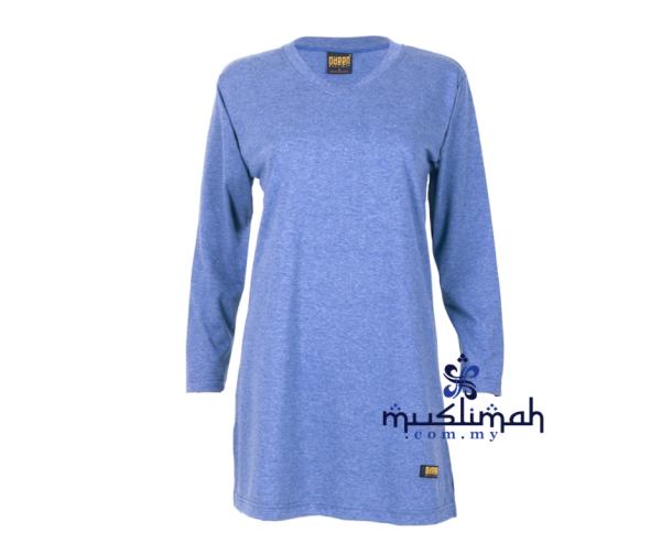 FM40 ROYAL BLUE - Muslimah.com.my - Muslimah Online Shopping