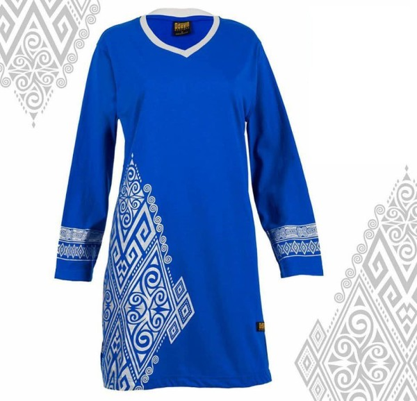 HR06 ROYAL BLUE - Muslimah.com.my - Muslimah Online Shopping