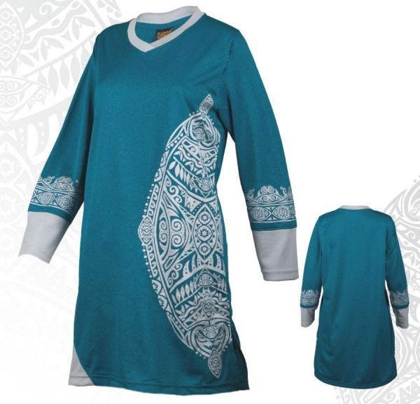 HH626 GREEN - Muslimah.com.my - Muslimah Online Shopping