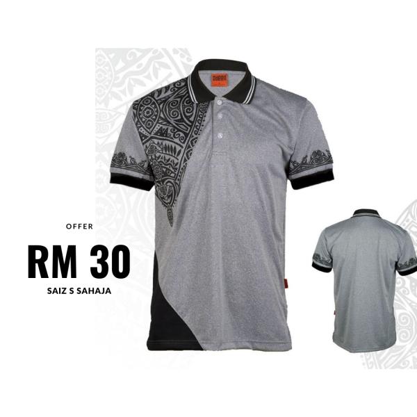 PU66 Grey (Limited) - Muslimah.com.my - Muslimah Online Shopping