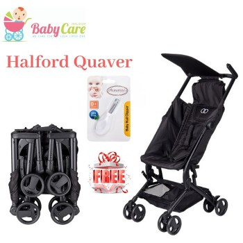 Halford Quaver Compact Stroller