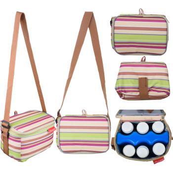 Autumnz Fun Foldaway Cooler Bag (Javial)