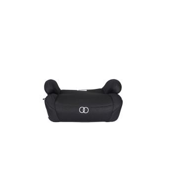Koopers Grow+ Isofix Booster Car Seat (22-36Kg) 4 Year Warranty (1-1 Exchange Program) Black