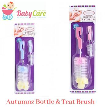 Autumnz Bottle & Teat Brush (Assorted Colors)
