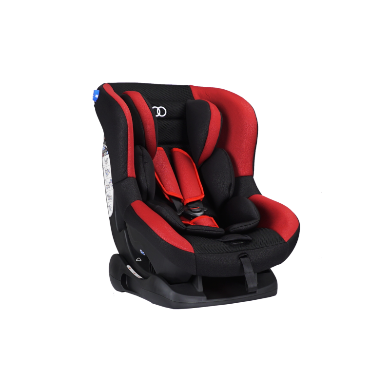 Koopers Pago Convertible Car Seat (Red)