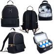 Autumnz Delina Cooler Bag (Black) - Baby Care Malaysia
