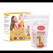 Autumnz Double ZipLock Breastmilk Storage Bag (28 bags) *7oz* (GI - Baby Care Malaysia