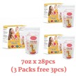 3 Packs Autumnz Double ZipLock Breastmilk Storage Bag 7oz - Baby Care Malaysia