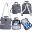 Autumnz Sierra Cooler Bag (Ash Grey) - Baby Care Malaysia