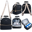 Autumnz Sierra Cooler Bag (Black) - Baby Care Malaysia