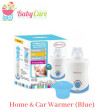 Autumnz Home & Car Bottle Warmer (Blue) - Baby Care Malaysia
