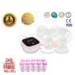 AUTUMNZ Hybrid Duo Rechargeable Breast Pump Free Breastmilk Bottl - Baby Care Malaysia