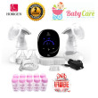 HALFORD Horigen Beature Double Electric Lying Breast Pump - Baby Care Malaysia