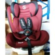 Halford Zeus XT Car Seat Maroon (Group 0+/1/2/3) (1 To 1 Crashed  - Baby Care Malaysia