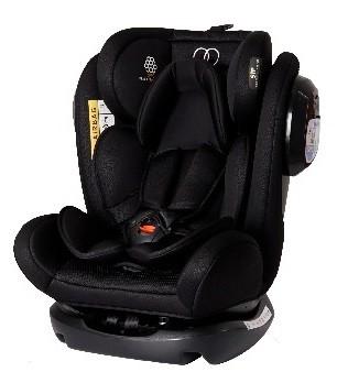 KOOPERS Lambada Convertible Car Seat (Black) - Baby Care Malaysia