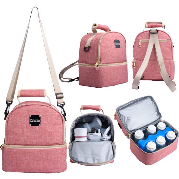 Autumnz Sierra Bag (Blush) - Baby Care Malaysia