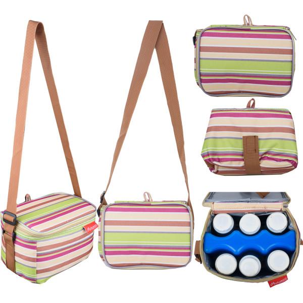 Autumnz Fun Foldaway Cooler Bag (Javial) - Baby Care Malaysia