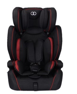Koopers Levi Booster Car Seat Red 9-36 kg (2 years and above) - Baby Care Malaysia