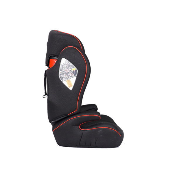 Koopers Snug+ High Back Booster Seat Red (15-36Kg) 4 Year Warrant - Baby Care Malaysia