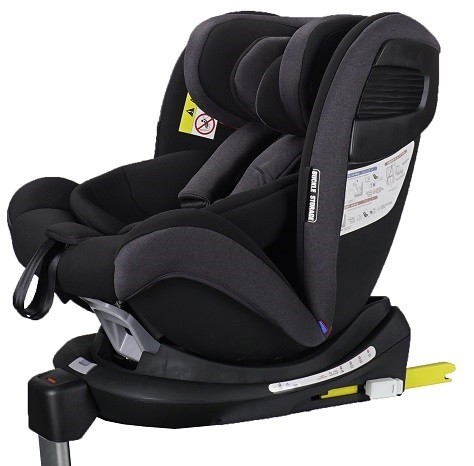 Koopers Ruvafix Convertible Car Seat 0 - 36kg (0 - 12 years) 1 to 1 crash exchange - Baby Care Malaysia
