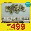 Luxury Wall Art Deco - 3D Flower  - Shop Narqes