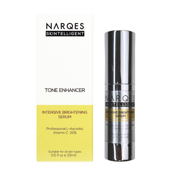 Tone Enhancer (Intensive Brightening Serum) 15ml - Shop Narqes