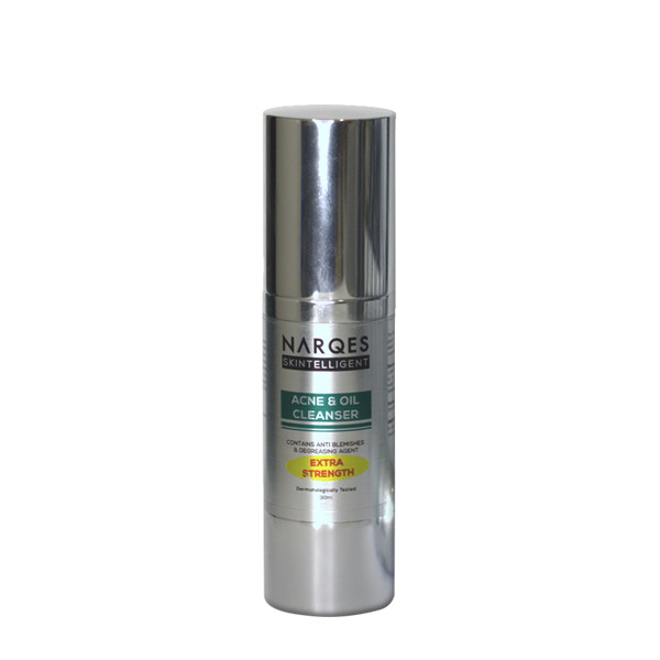 ACNE & OIL CLEANSER EXTRA STRENGTH - Shop Narqes