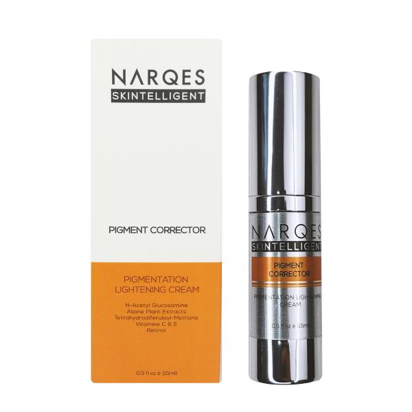 Pigment Corrector (Pigmentation Lightening Cream) 15ml - Shop Narqes