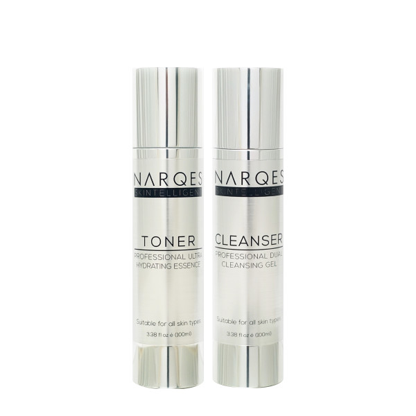 Trial Set (For All Skin Type) 30ml - Shop Narqes