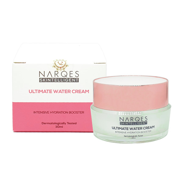 Ultimate Water Cream (Intensive Hydration Booster) 30ml - Shop Narqes