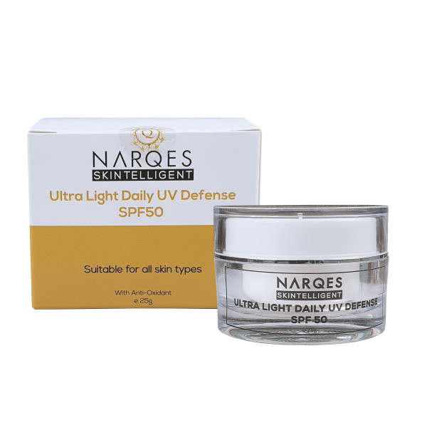 Ultra Light Daily UV Defense SPF50 – PA++ 25g - Shop Narqes