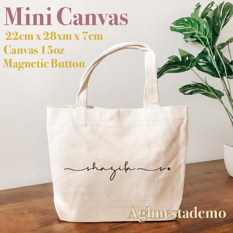 Personalised Mini Canvas