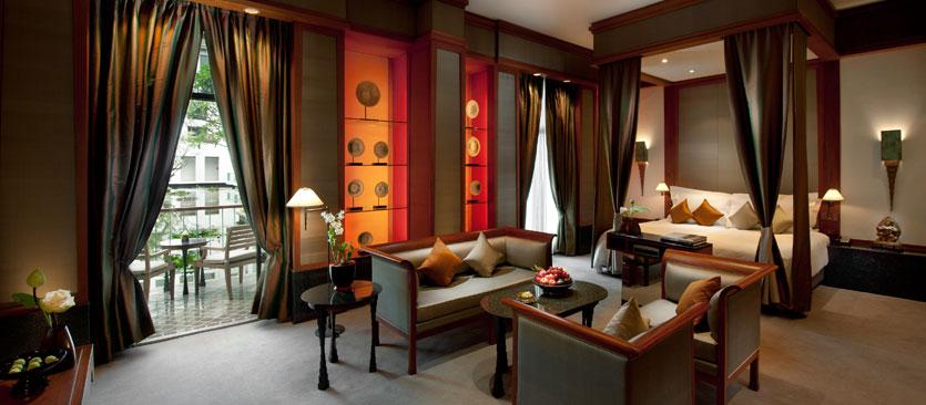 luxury travel bangkok sukhothai bangkok hotel