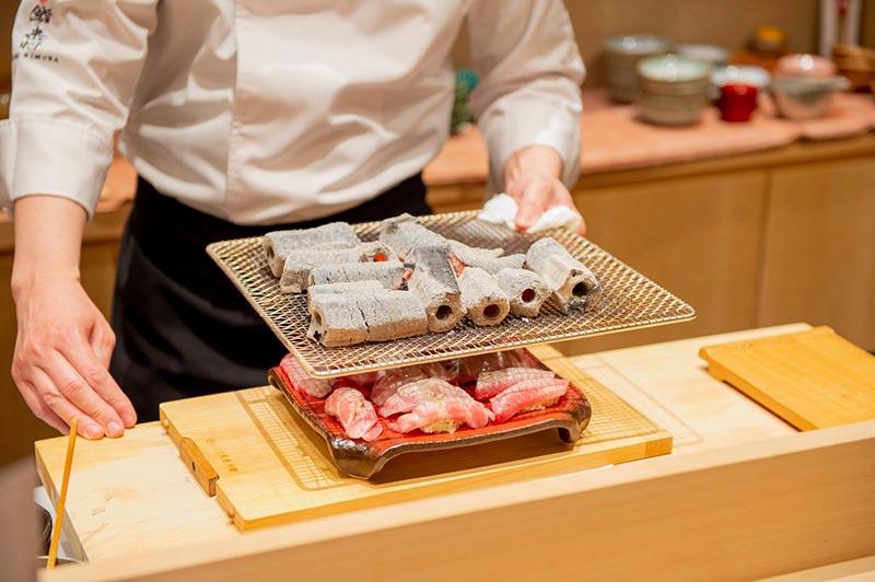 michelin-star-restaurants-review-food-sushi-kimura-sashimi