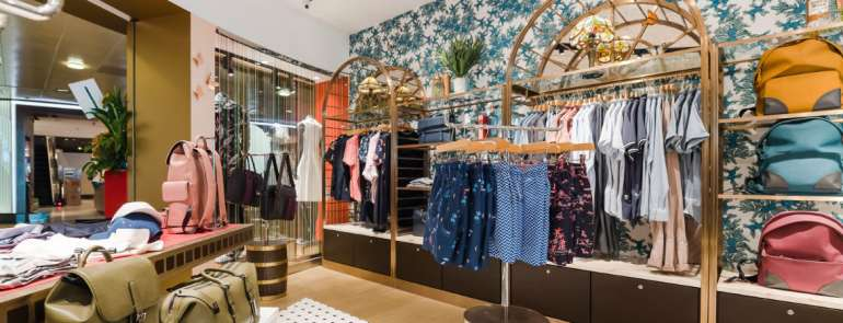 Here's where you'll be able to find exclusive Ted Baker items in Singapore
