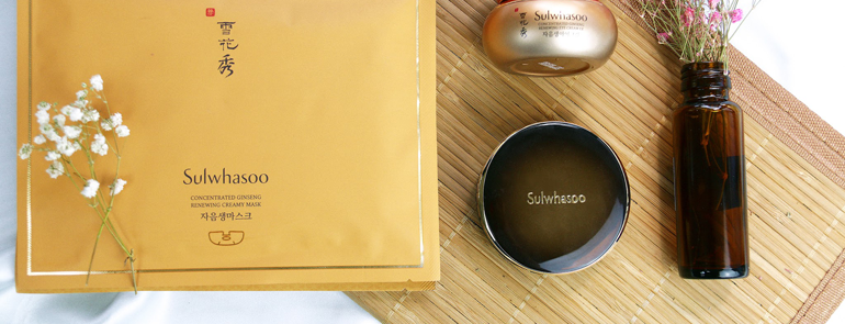 We're giving away a Luxurious Sulwhasoo Gift Bag worth $400!