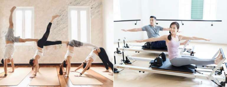 Pilates classes in Singapore: 12 pilates studios you should check out