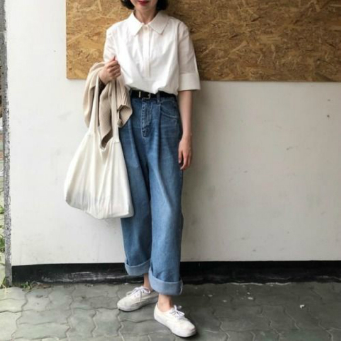 whiteshirtjeans-baggy