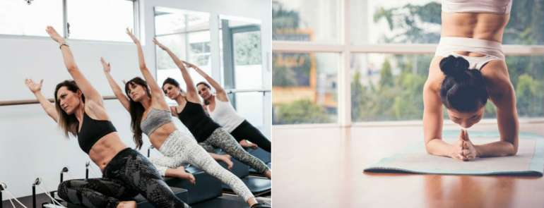 Pilates vs Yoga: Their differences and 5 easy ways to tell them apart