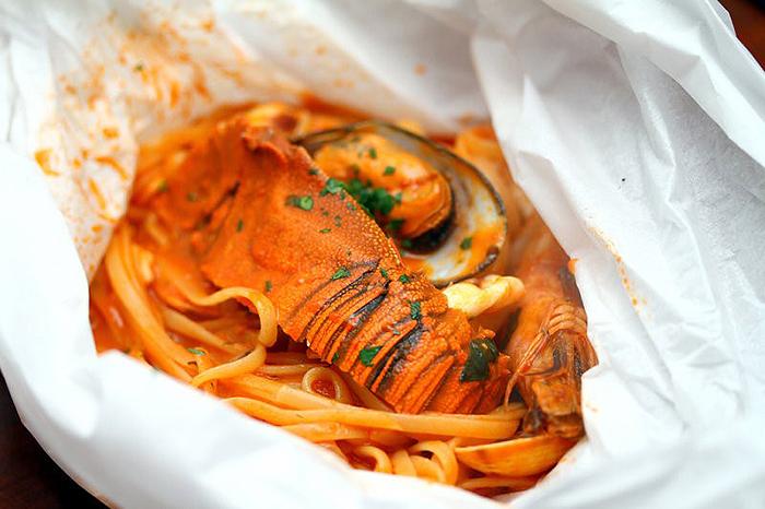 17-best-pasta-restaurants-pietro-ristorante-italiano-Linguine-al-Cartoccio